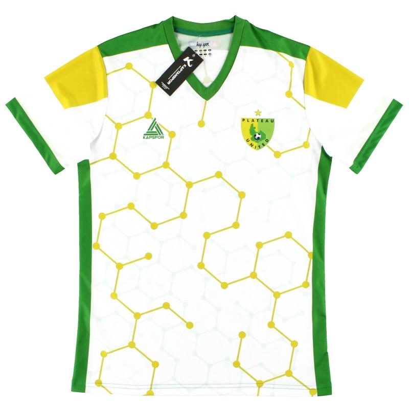 2019-20 Plateau United Kapspor Away Shirt *BNIB*
