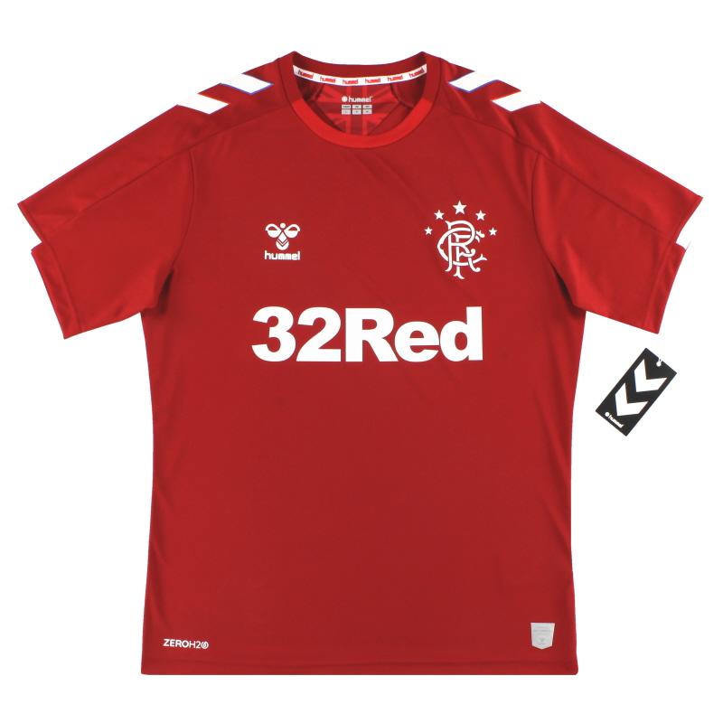 2019-20 Rangers Hummel Third Shirt *BNIB* - RAN-003SSA