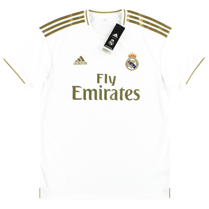 2019-20 Real Madrid adidas Home Shirt *w/tags* - DW4433