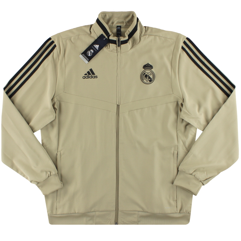2019-20 Real Madrid adidas Presentation Jacket *w/tags* L - EI7473