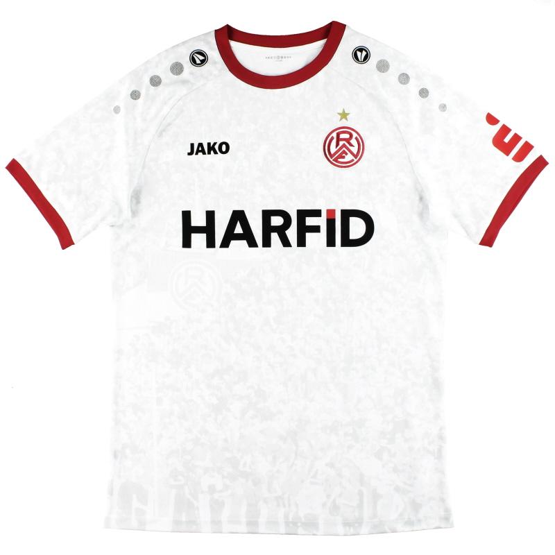2019-20 Rot-Weiss Essen Jako Home Shirt *As New*