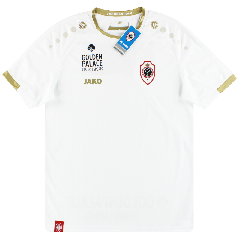 2019-20 Royal Antwerp Jako Away Shirt *w/tags* L - FA4219A