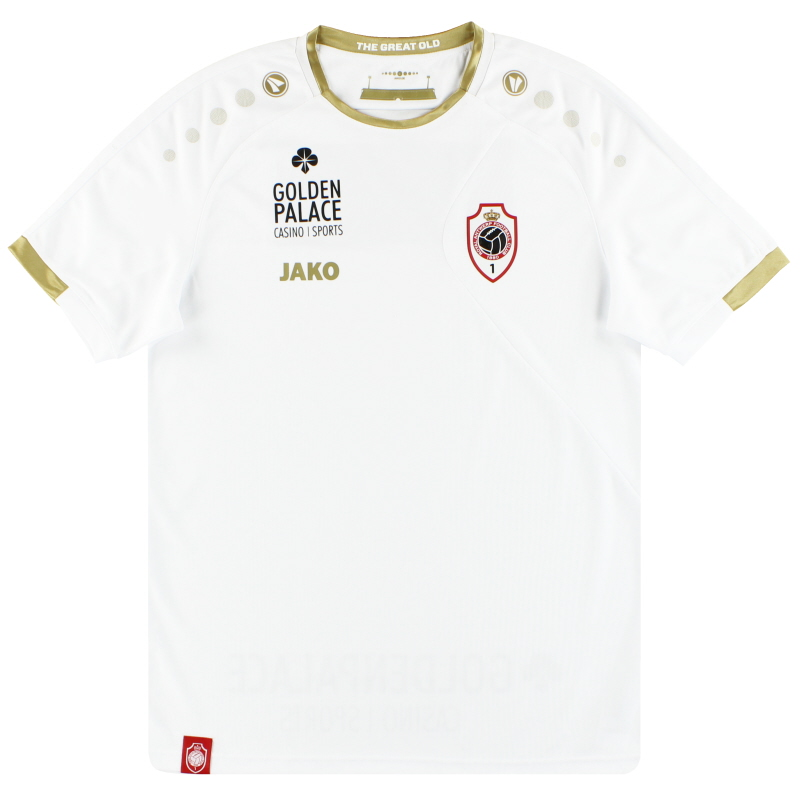 2019-20 Royal Antwerp Jako Away Shirt *As New* M - FA4219A
