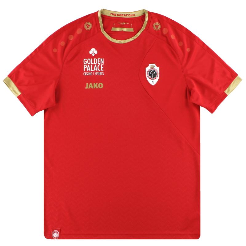 2019-20 Royal Antwerp Jako Home Shirt *As New* M - FA4219H