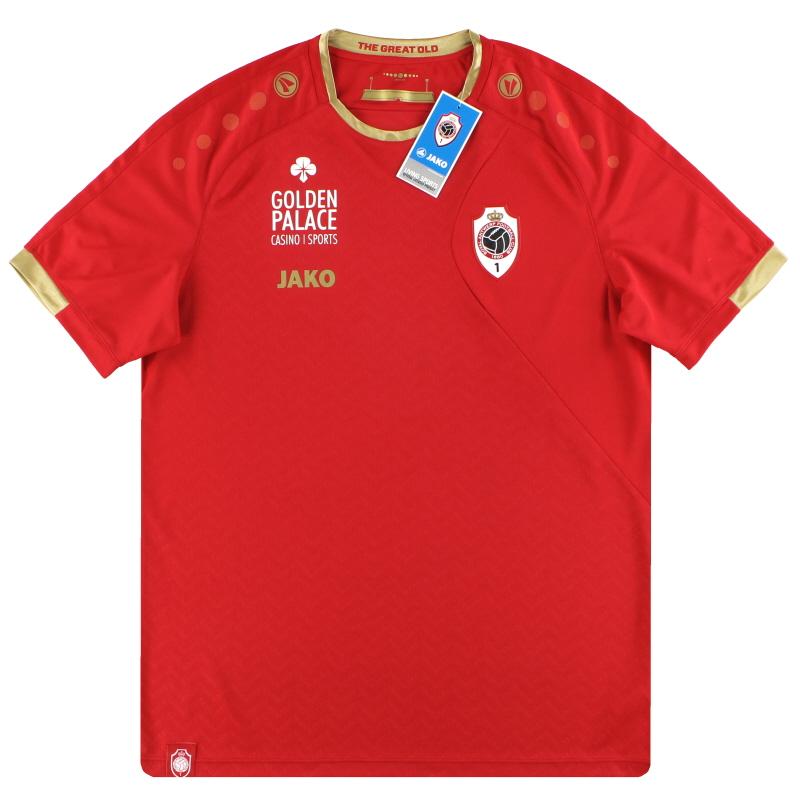 2019-20 Royal Antwerp Jako Home Shirt *w/tags* XXL - FA4219H