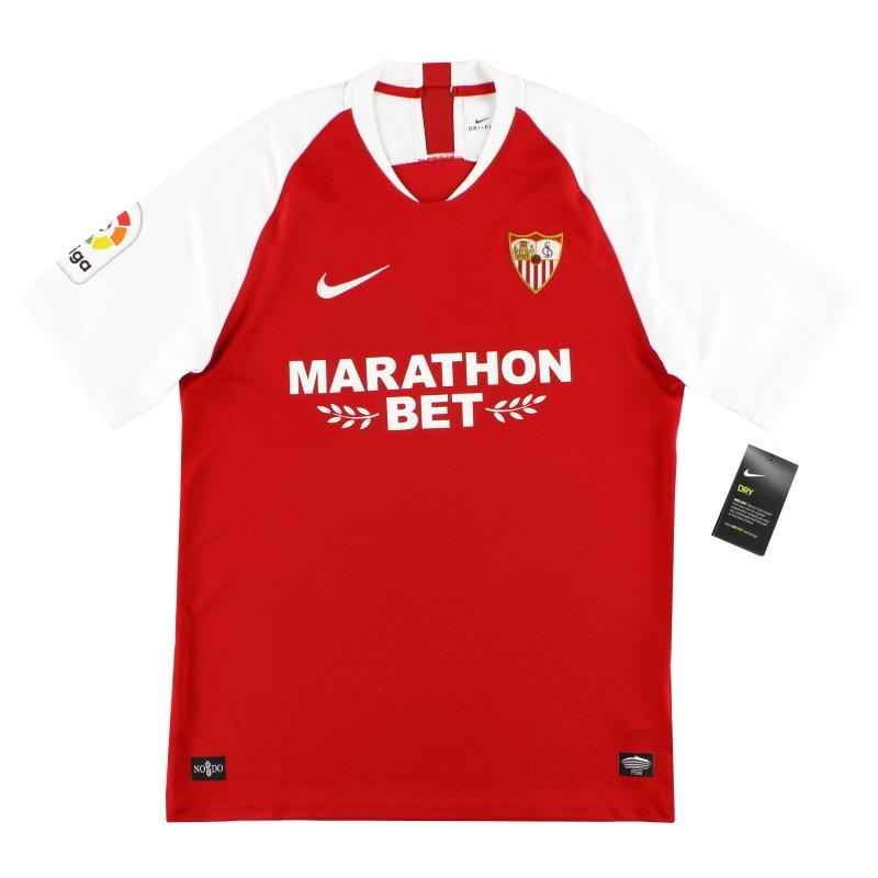 2019-20 Sevilla Nike Away Shirt *BNIB* - AJ1018-658