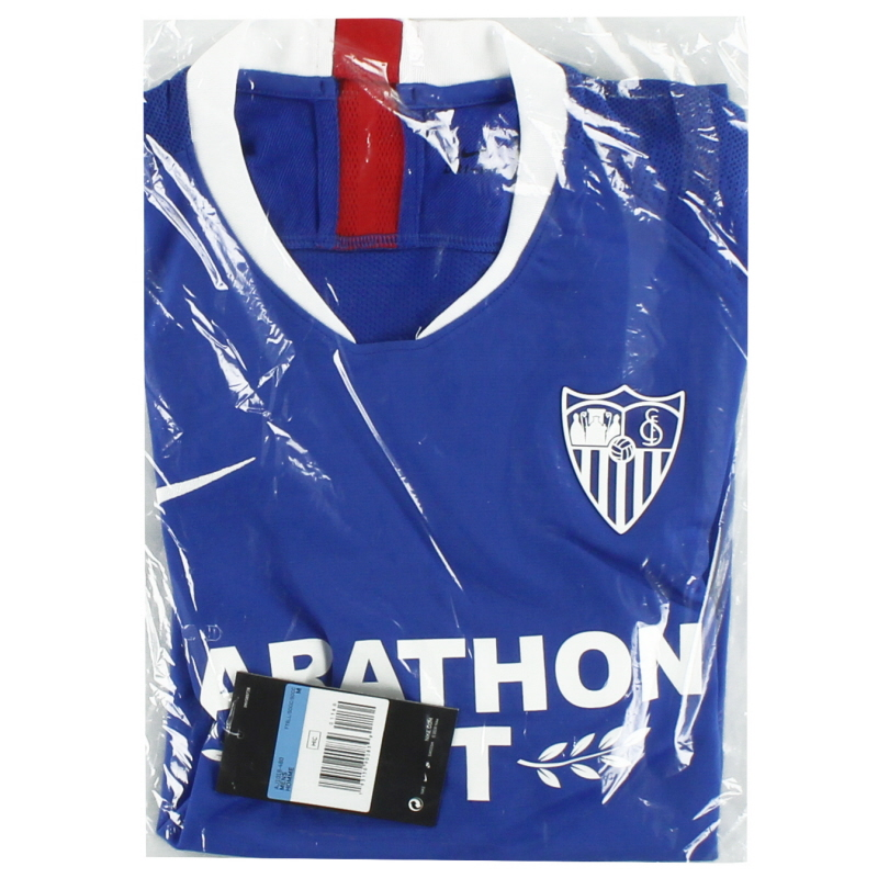 2019-20 Sevilla Nike Third Shirt * BNIB * in vendita AJ1018-480