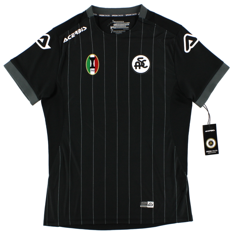 2019-20 Spezia Away Shirt *BNIB* - 0910194.090.066