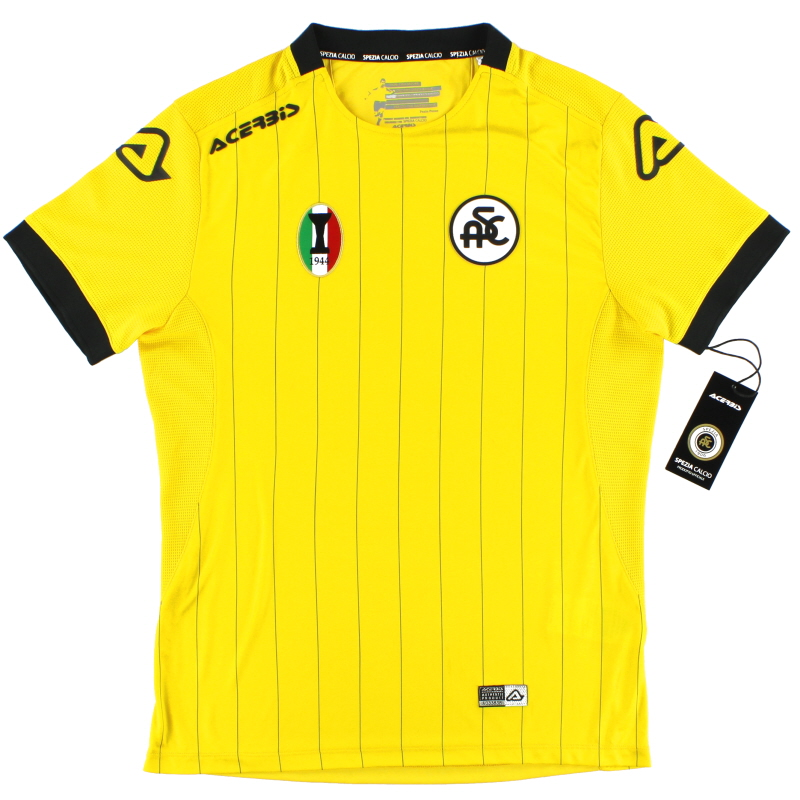 2019-20 Spezia Goalkeeper Shirt *BNIB*