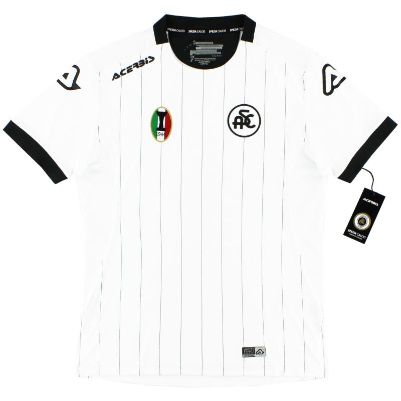 2019-20 Spezia Home Shirt *BNIB* - 0910194.030.066