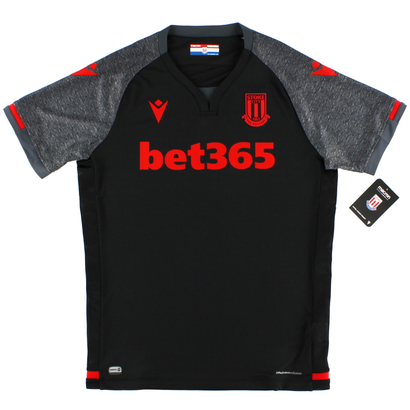 2019-20 Stoke City Away Shirt *BNIB*
