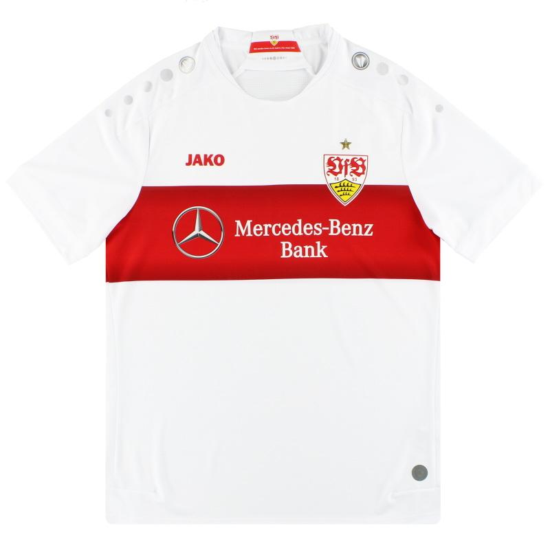 2019-20 Stuttgart Jako Home Shirt *As New* L - ST4219HD
