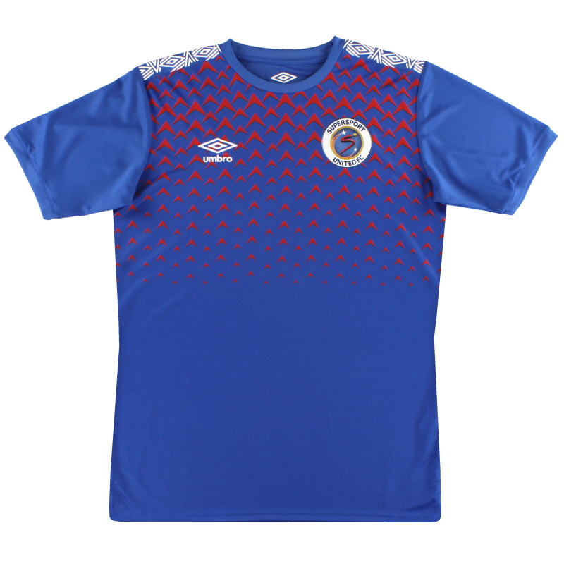 2019-20 SuperSport United Umbro Home Shirt *As New*