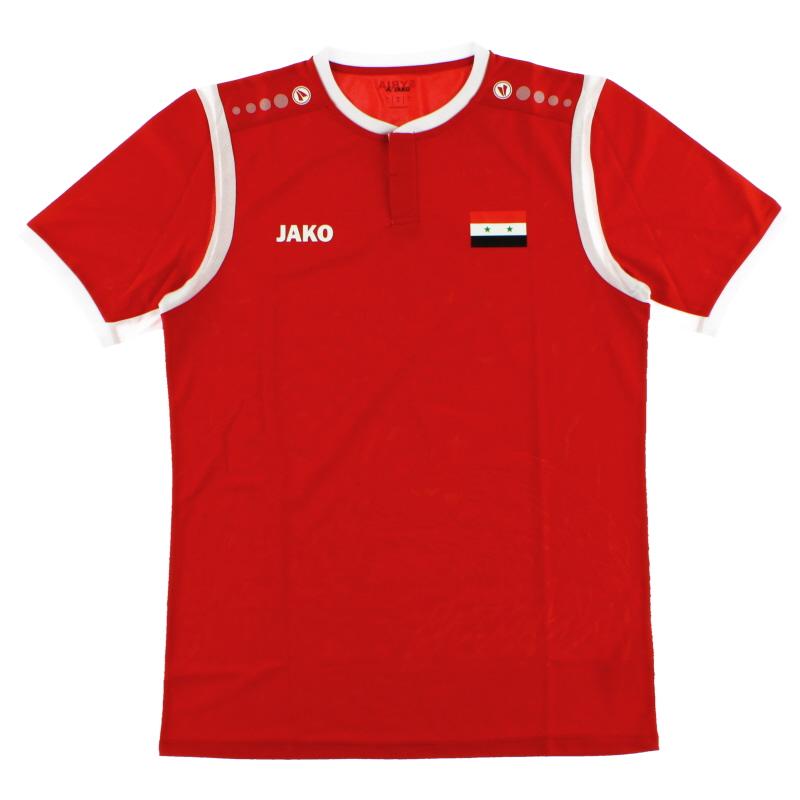 2019-20 Syria Home Shirt *As New*  - EX4213