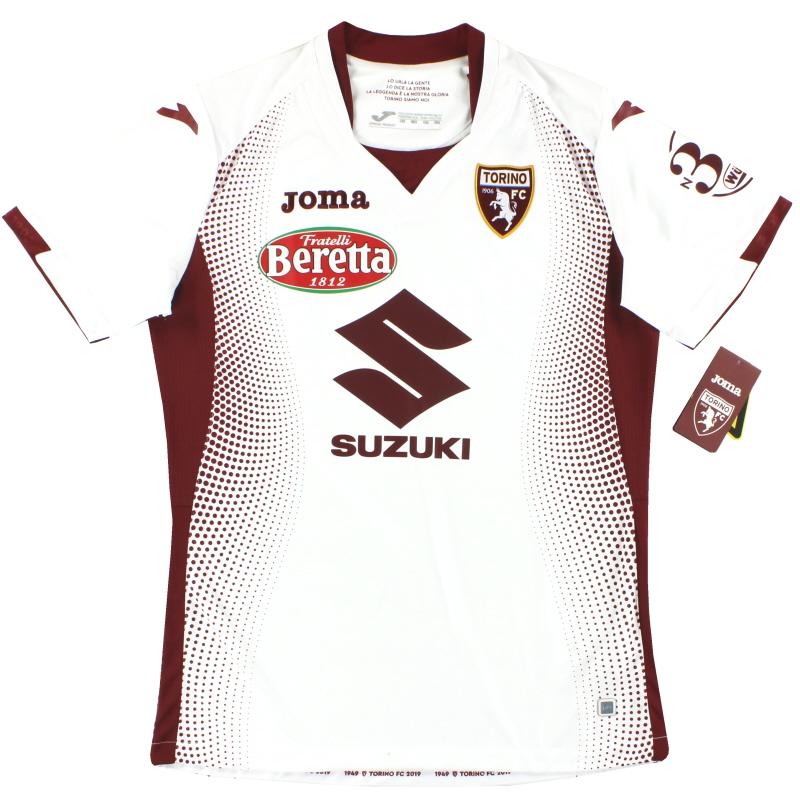 2019-20 Torino Joma Away Shirt *BNIB* - TRN101021S19