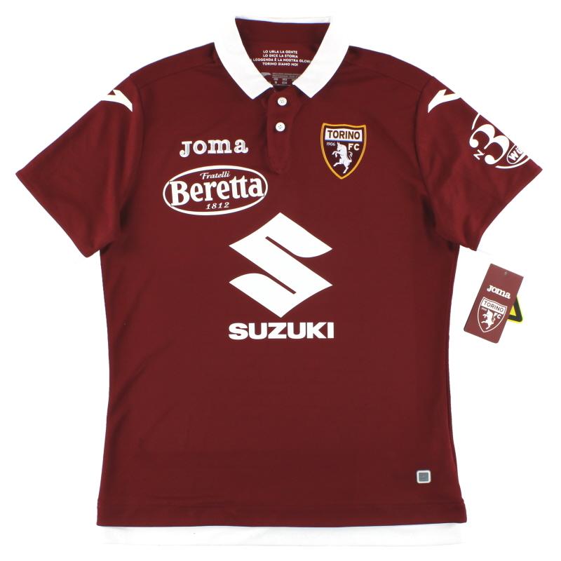 2019-20 Torino Joma Home Shirt *BNIB* S - TRN101011S19