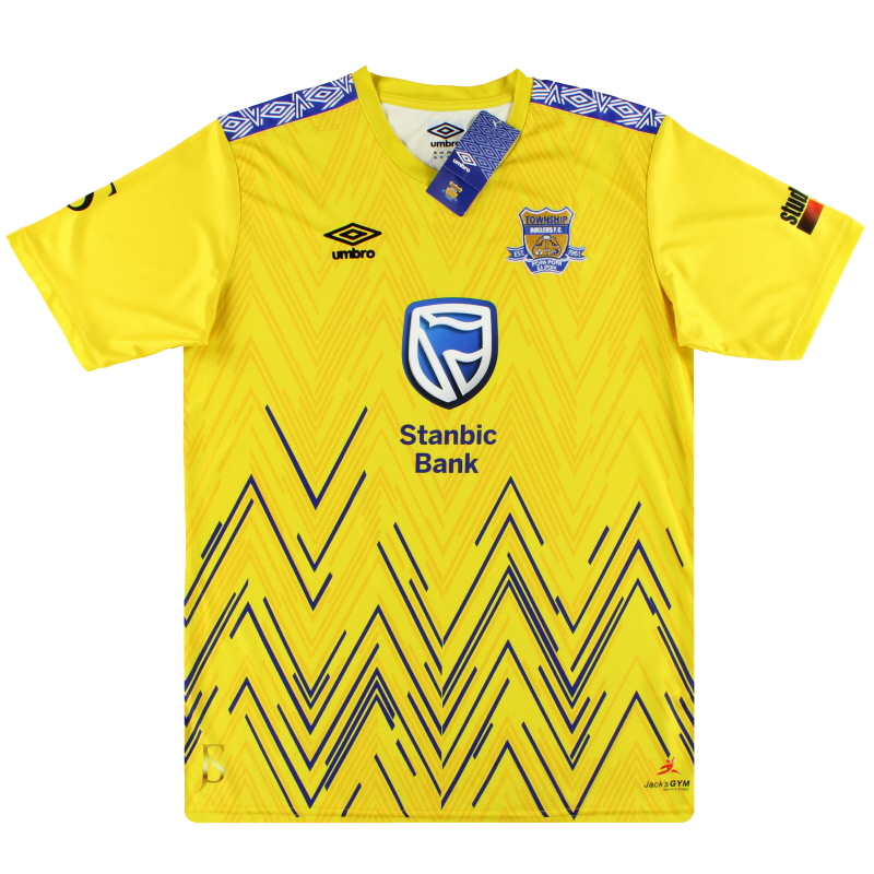 2019-20 Township Rollers Umbro Away Shirt *w/tags* XL