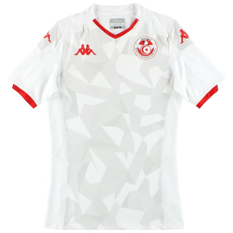2019-20 Tunisia Kappa Kombat Pro Home Shirt *BNIB* L