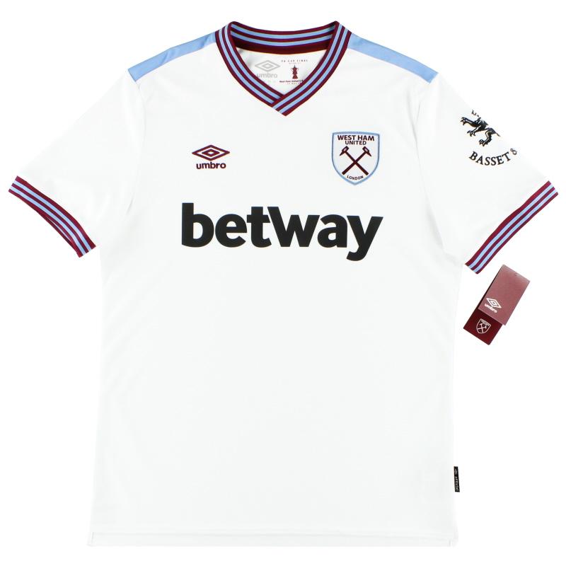 2019-20 West Ham Away Shirt *BNIB* - 90312U
