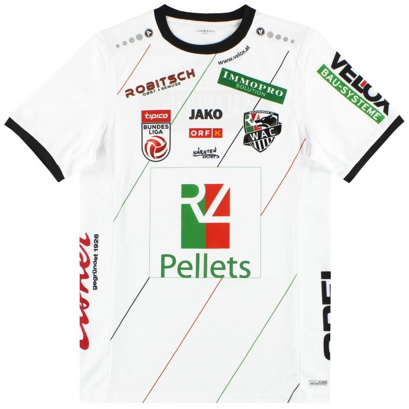2019-20 Wolfsberger AC Jako Home Shirt *As New* S - RZ4219H