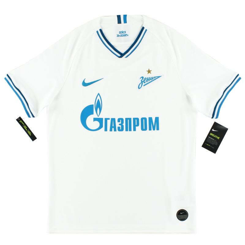2019-20 Zenit St. Petersburg Away Shirt *w/tags*  - AJ5571-101