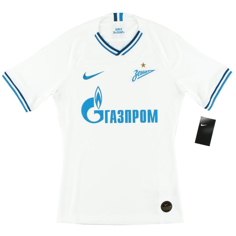 2019-20 Zenit St. Petersburg Vapor Player Issue Away Shirt *w/tags* S - AJ5284-103