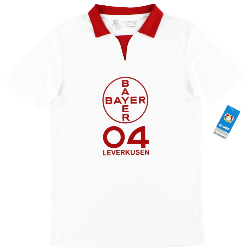 2019 Bayer Leverkusen Jako Limited Edition '40 Years' Goalkeeper Shirt *w/tags* XL - BA4219S