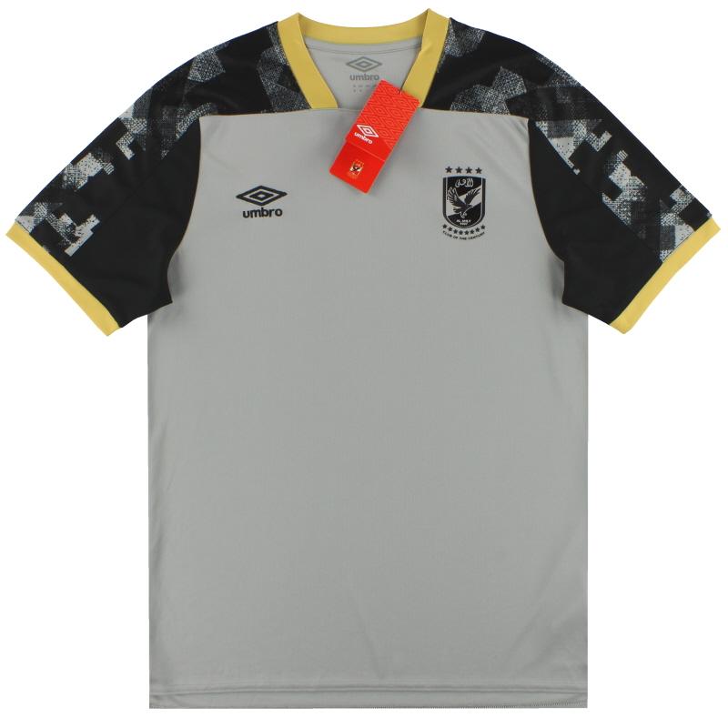 2020-21 Al Ahly Umbro Away shirt *w/tags* M - 93972U