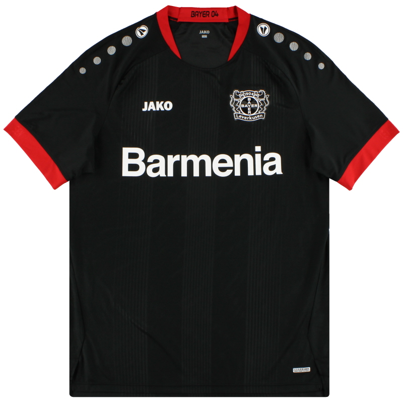 2020-21 Bayer Leverkusen Jako Home Shirt *As New* - BA4220H
