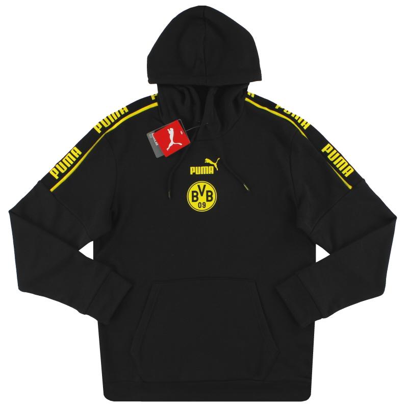 2020-21 Borussia Dortmund Puma Culture Hoodie *BNIB* - 75810902