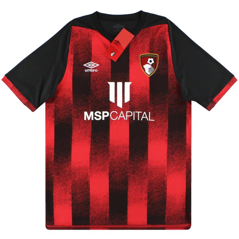 2020-21 Bournemouth Umbro Home Shirt *BNIB - 92570U