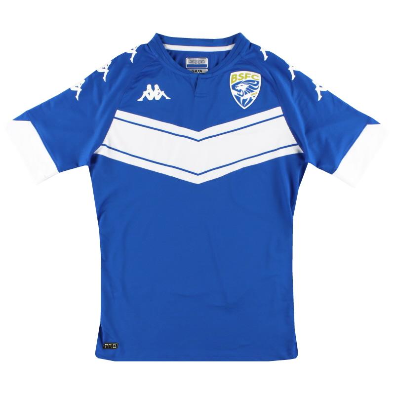 2020-21 Brescia Kappa Kombat Pro Home Shirt *As New* - 37127YW