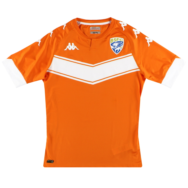 2020-21 Brescia Kappa Kombat Pro Goalkeeper Shirt *As New* XL - 37137YW