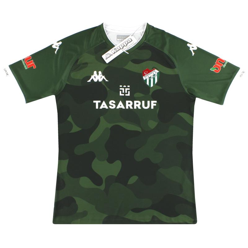 2020-21 Bursaspor Kappa Away Shirt *BNIB* - 1-3114WKW0