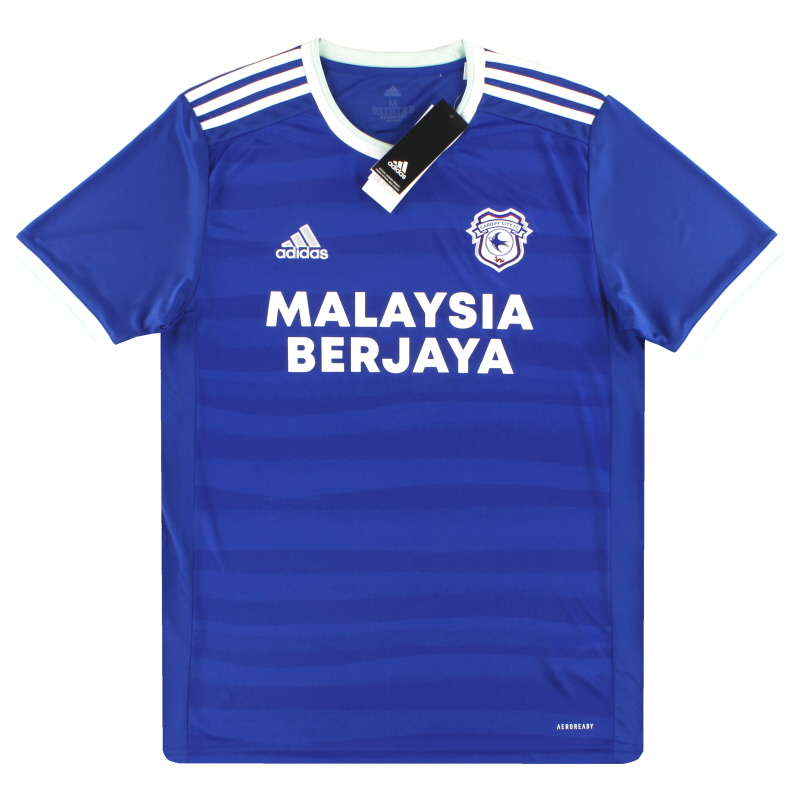 2020-21 Cardiff City adidas Home Shirt *BNIB* - FI2852