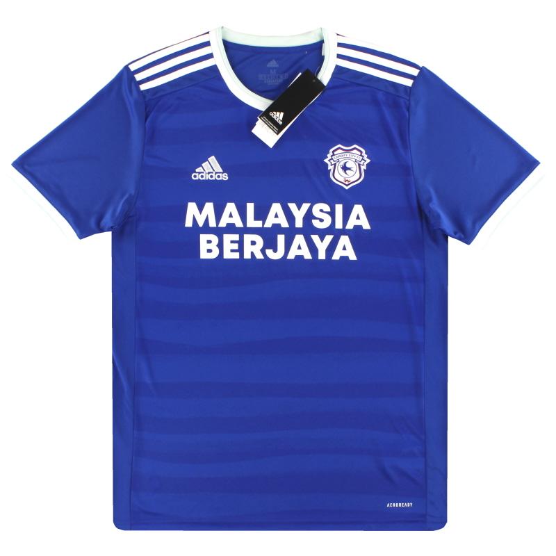 2020-21 Cardiff City adidas Home Shirt *BNIB* - FI2852