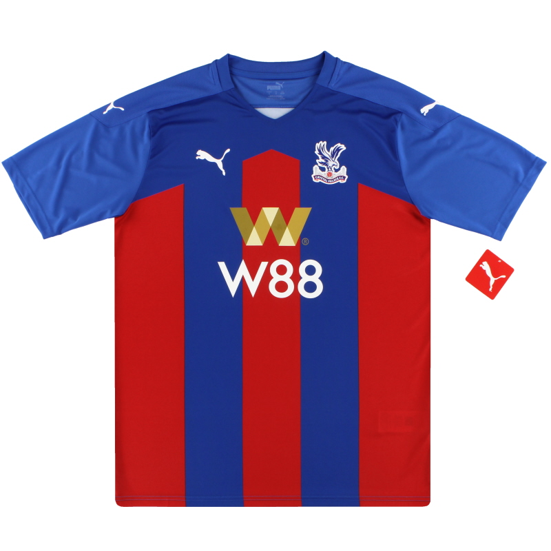 2020-21 Crystal Palace Puma Home Shirt *BNIB* - K2585001R