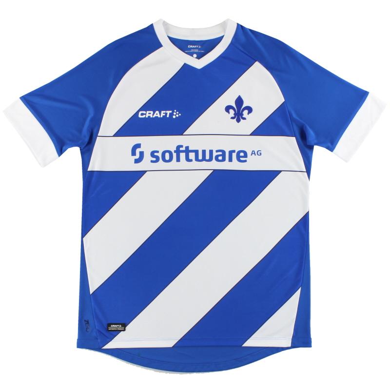 2020-21 Darmstadt Home Shirt *As New* - 1910260