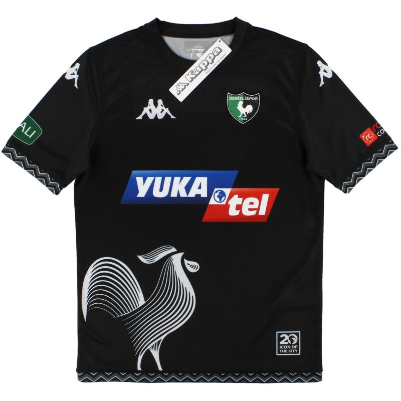2020-21 Denizlispor Kappa Third Shirt *BNIB* L - 1-3114DWB