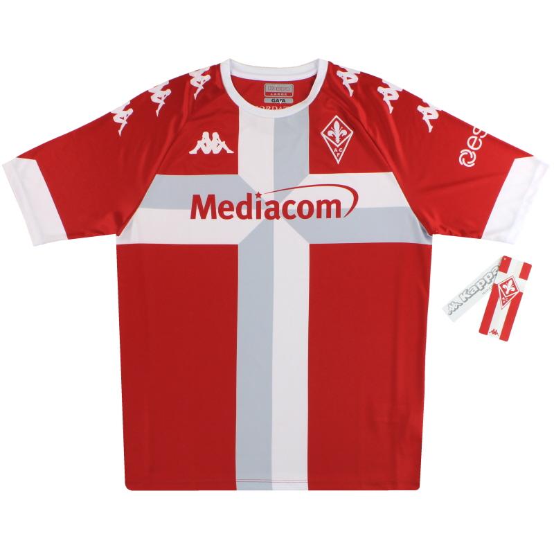 2020-21 Fiorentina Kappa Kombat Extra Third Shirt *BNIB* - 311BUMW