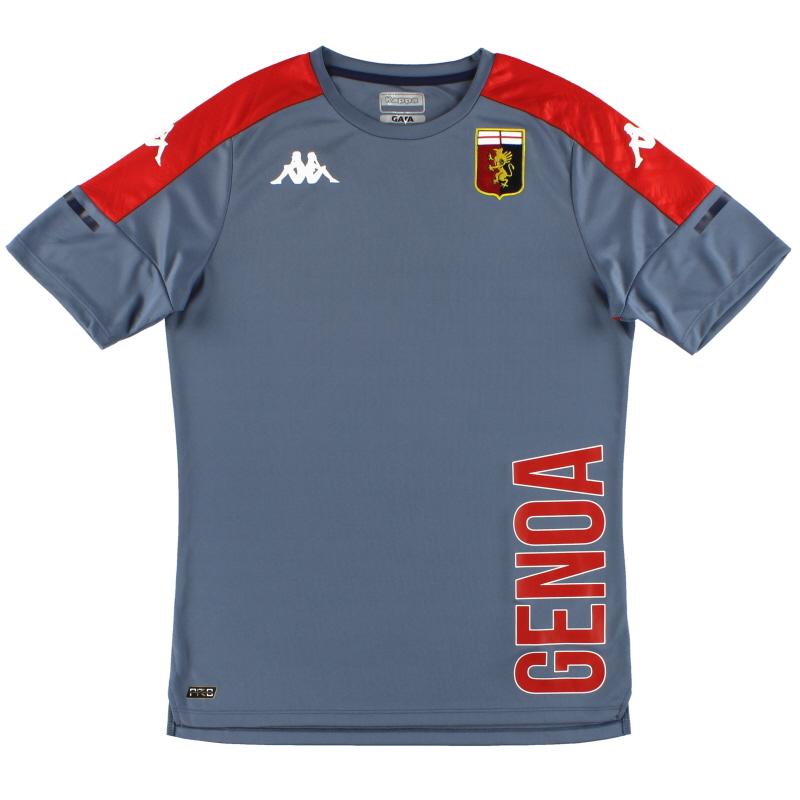 2020-21 Genoa Kappa Kombat Pro Training Shirt *As New* - 35114KW
