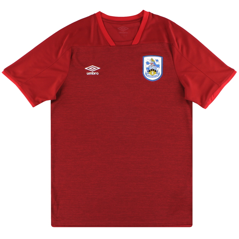 2020-21 Huddersfield Umbro Away Shirt *As New* L