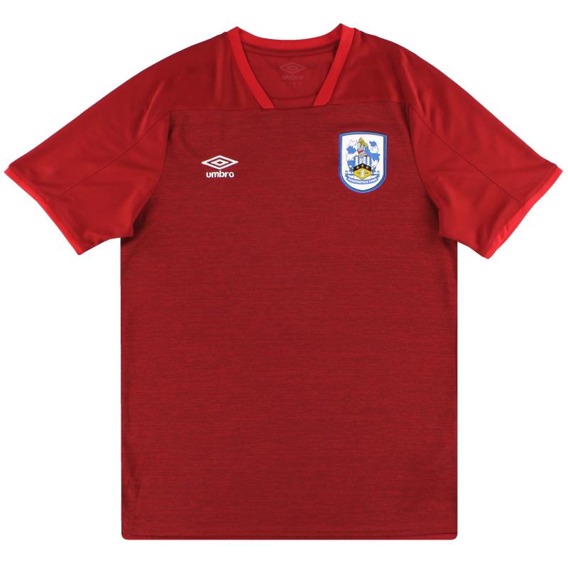 2020-21 Huddersfield Umbro Away Shirt *As New* S
