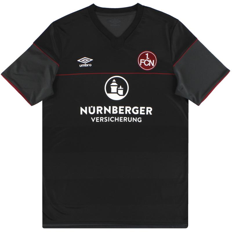 2020-21 Nurnberg Umbro Third Shirt *As New* L
