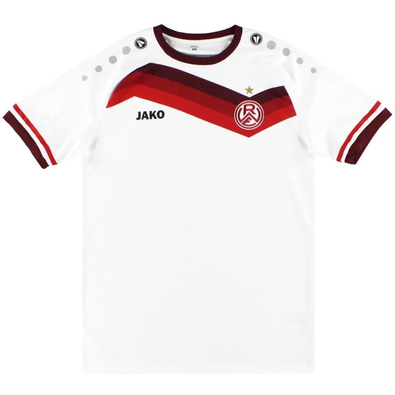 2020-21 Rot-Weiss Essen Jako Home Shirt *As New* - RS4220H
