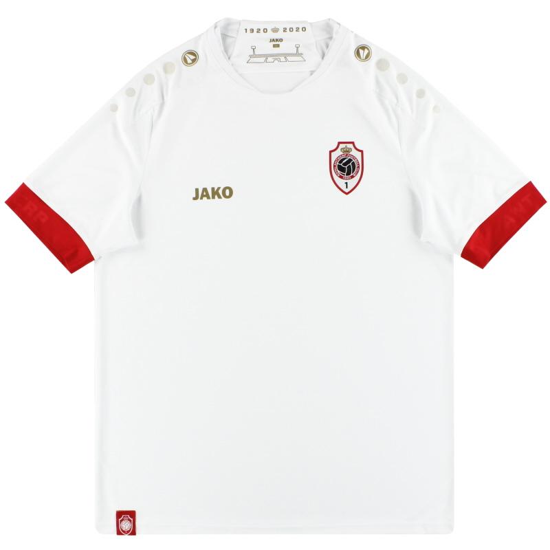 2020-21 Royal Antwerp Jako Away Shirt *As New* M - FA4220A