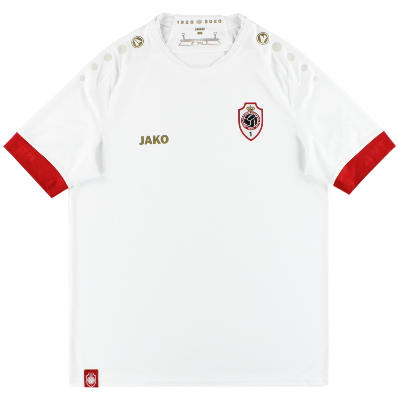 2020-21 Royal Antwerp Jako Away Shirt *As New* XL - FA4220A
