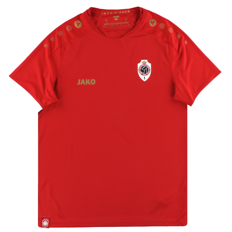 2020-21 Royal Antwerp Jako Home Shirt *As New* - FA4220H