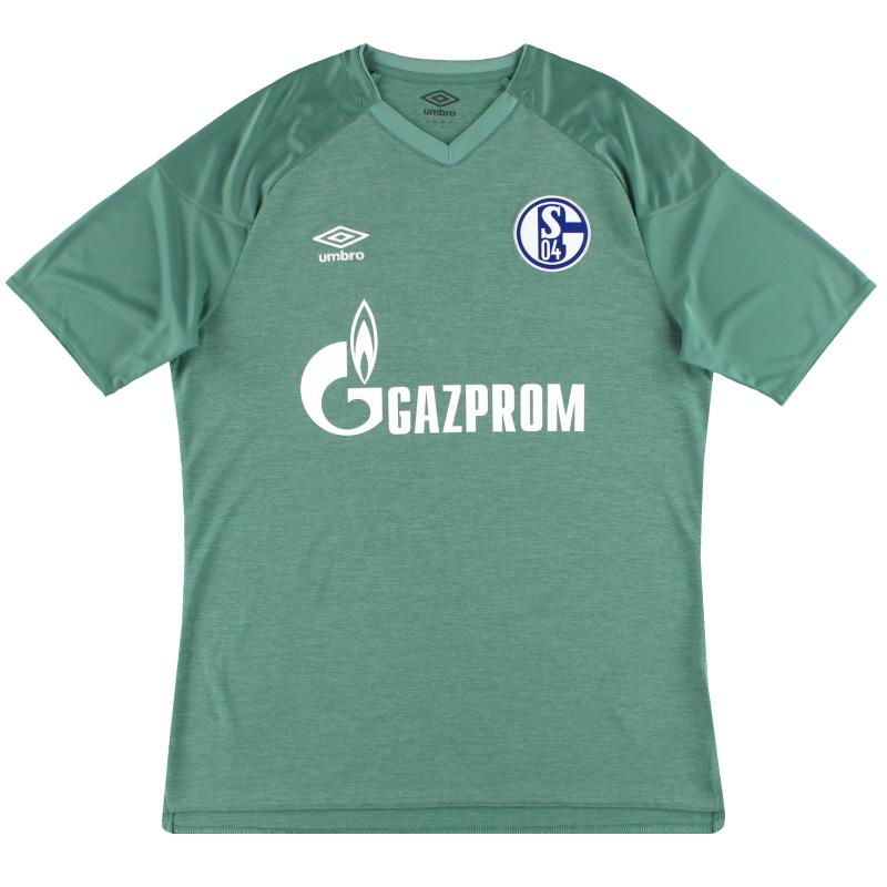 2020-21 Schalke Umbro Third Shirt *As New* L