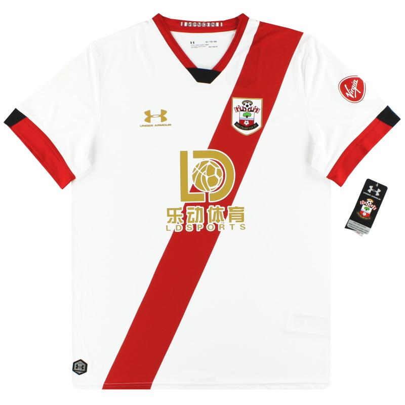 2020-21 Southampton Under Armour Away Shirt *w/tags* XL - 1350799-100